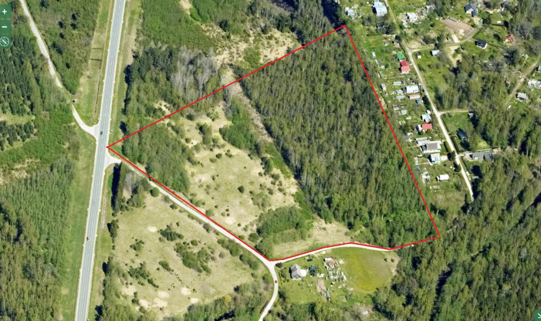 Atraktiivne kinnistu Tallinn-Pärnu mnt. ääres